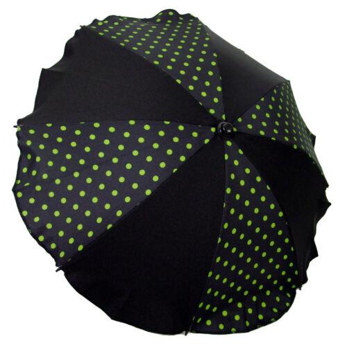 SONDERPOSTEN halb BAMBINIWELT Sonnenschirm für Kinderwagen//Buggy Ø68cm UV50