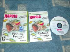 XBOX 360 : RAPALA FISHING FRENZY 2009 - Completo! La pesca per Xbox 360 !