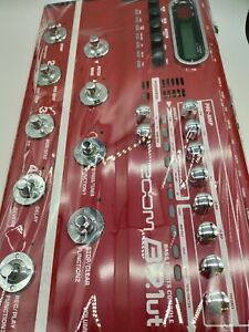 Zoom B9.1ut Bass Multi-Effects Pedal / USB Interface with Power Supply【MINT】F/S