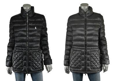 Women's Ralph Lauren Polo Quilted Down Puffer Jacket New ...