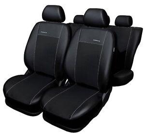 Hyundai Tucson III BJ ab 2015 Maßgefertigt Maß Sitzbezüge Kunstleder