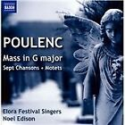 Francis Poulenc - Poulenc: Mass in G major; Sept Chansons; Motets (2015)