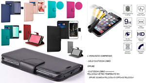 Custodia-per-SAMSUNG-GALAXY-A51-Cover-LIBRO-stand-portafoglio-MAGNETICA-VETRO