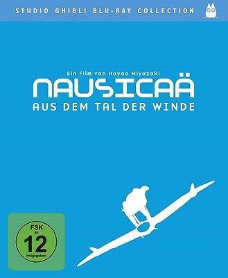 Blu-ray * Nausicaä aus dem Tal der Winde (Studio Ghibli Blu-ray Collection) NEU
