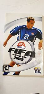 Sony PlayStation 2 FIFA Soccer 2003 Video Game 2002 PS2 AUTHENTIC MANUAL ONLY