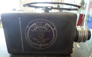 VINTAGE-BELL-AND-HOWELL-FILMO-AUTO-LOAD-MOVIE-CAMERA