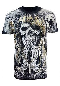 Konflic-UFC-MMA-Fighter-Muscle-Graphic-Designer-Biker-Wear-T-Shirt