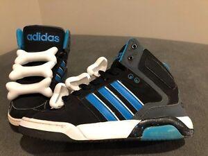 competitive price 9ec7c dc694 Image is loading Adidas-Jeremy-Scott-Bones-Tribute-Size-8-5-
