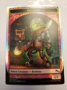 Brainiac-Token-FOIL-x1-unstable-NM