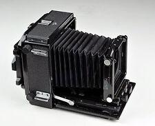 Horseman VH 6x9 View Camera, 90mm Super ER lens, 8 exp  back, revolving back