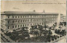 1915 Bari - Inaugurazione prima fontana dell'acqua Sele Bari - FP B/N VG