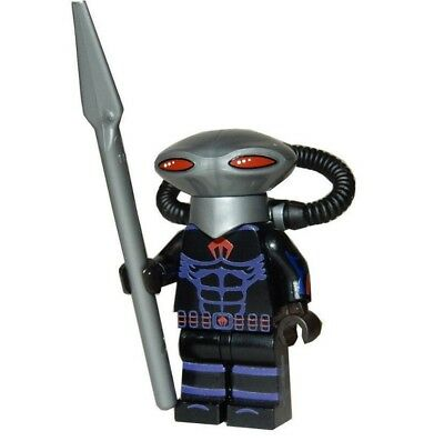 CYBORG NEW 52 **NEW** LEGO Custom Printed DC Universe Minifigure