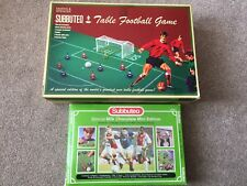 Subbuteo Special Edition Table Football Game from M&S 2009 + 1 Other