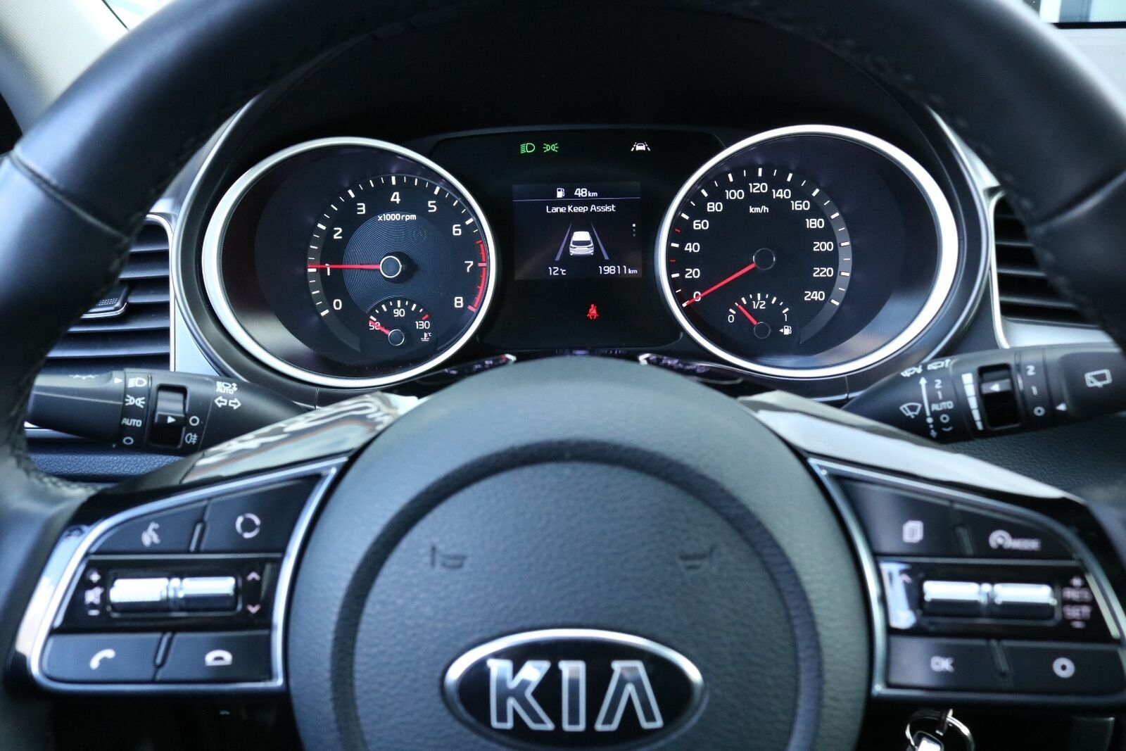 Kia Ceed T-GDi Vision