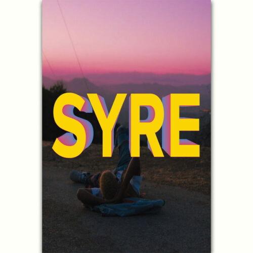 58758 jaden smith syre 2017 hip hop rap wall print poster