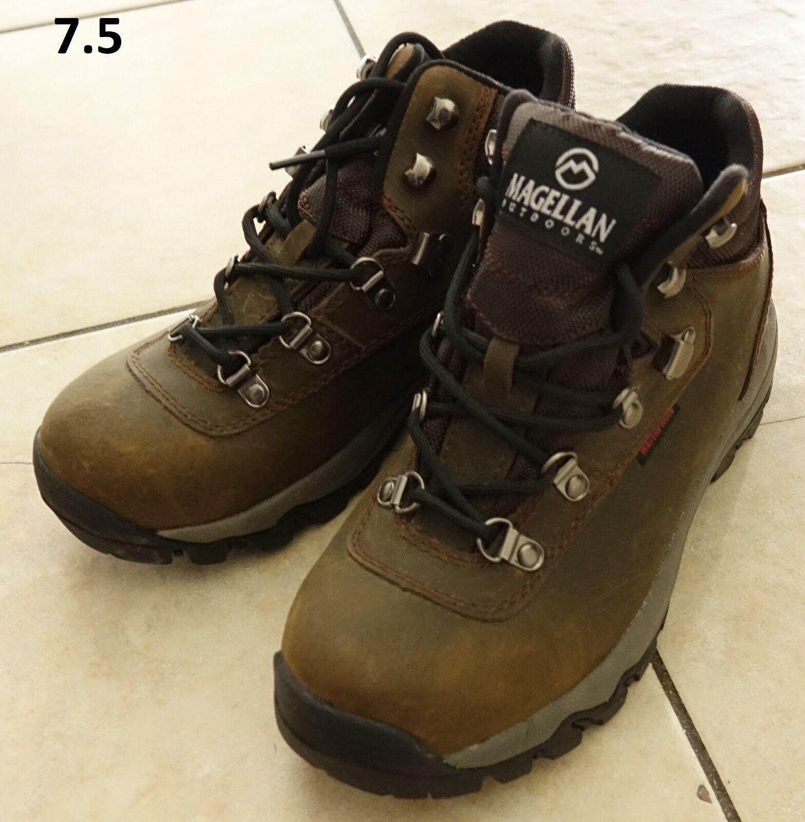 71a2581a476 Magellan Outdoors Women's WP Harper Hiking Boots, women's 7.5,8,8.5-READ  BELLOW