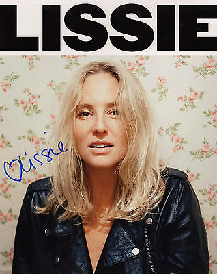 Lissie Signed 8x10 Photo Proof L8 Coa Strengthening Waist And Sinews Gfa Indie Rock Star