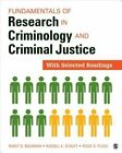 Fundamentals of Research in Criminology and Criminal Justice: With Selected Readings by Russell K. Schutt, Ronet D. Bachman, Margaret S. Plass (Paperback, 2016)