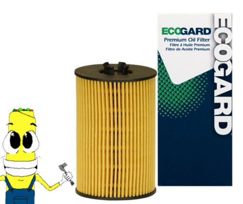 Premium Oil Filter for Audi A3 with 2.0L TDI Diesel Engine 2015-2016