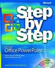 Microsoft Office PowerPoint 2007 Step-by-Step by Joan Preppernau, Joyce Cox (Mixed media product, 2007)