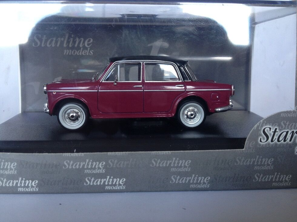 Starline 1 43 Fiat 1100 Red Red Red 506533 257976