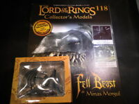 Lord of the Rings Figures - Issue 118 Fell Beast at Minas Morgul - eaglemoss