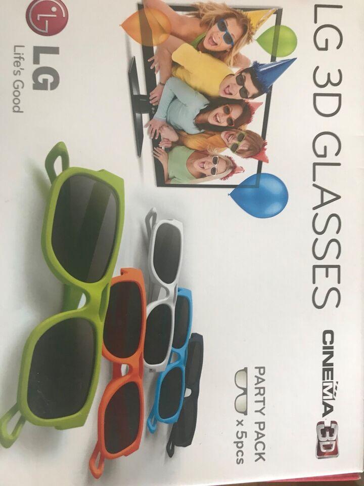 LG 3D GLASSES , LG, Perfekt