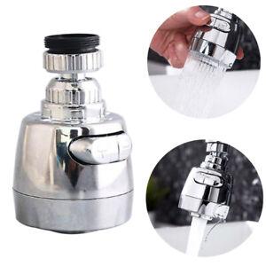 Am-Flexible-Faucet-Sprayer-Extender-Bendable-Kitchen-Sink-Tap-Rotary-Filter-Hea