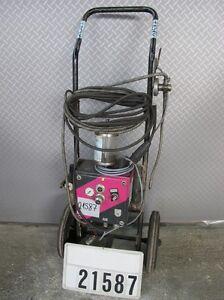 Hundt-Weber-Pumpe-Dosierpumpe-Schmierpumpe-Microdosierpumpe-auf-Sackkarre-21587