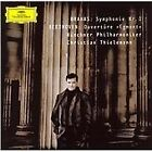 Brahms: Symphonie Nr. 1; Beethoven: Ouvertüre Egmont