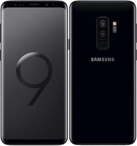 NEW-Samsung-SM-G965F-Galaxy-S9-Plus-Smart-Phone-128GB-Unlocked-Sim-Free-Black