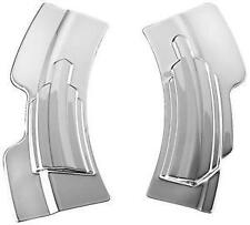 Harley FLSTF Softail Fat Boy 2008-2013Inner Fender Accents Chrome by Kuryakyn