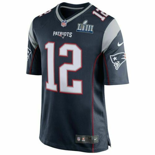 Tom Brady #12 New England Patriots Football Stitched jerseys + PATCH S-3XL 2019