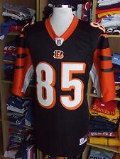 Trikot Cincinnati Bengals (XL)#85 Chad Johnson Reebok NFL Shirt Jersey Maillot