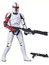 "2015 Star Wars: Black Series 6"" - Clone Trooper Captain #13 - LOOSE / MINT"