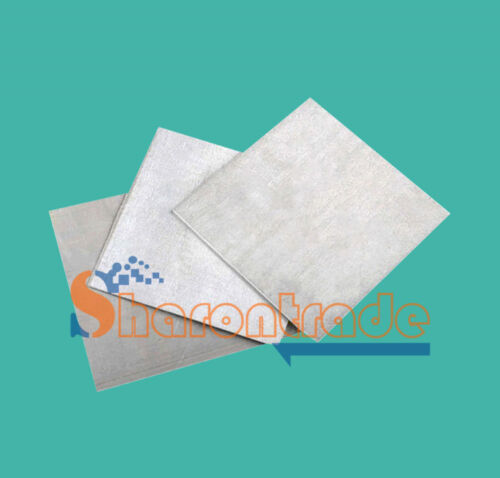 99.8/% very thick New Magnesium Foil Small Sheet  1x100x100mm