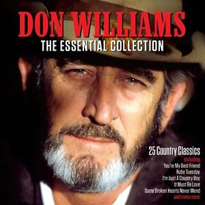 Don-Williams-The-Essential-Collection-New-CD-Album-2018