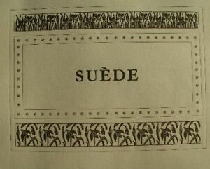 SUEDE-COLLECTION-TIMBRES-N-O-1858-1949-A-VOIR