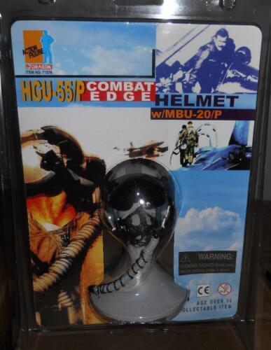 1//6 Scale DRAGON HGU-55//P combat EDGE US pilote militaire casque Lot de 2 Comme neuf on Card