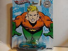 Hot Wheels DC Comics Aquaman '65 Ford Ranchero w/Real Riders
