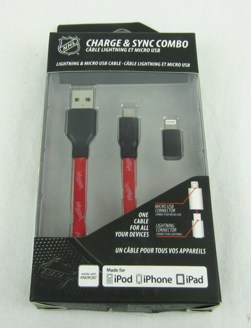 Nhl Minnesota Wild Remote Phone Charger Black For Sale Online Ebay