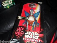 1999 Hasbro Star Wars Watto Datapad Action Toy Figure Episode 1 Mint Doll In Box