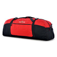 Olympia Red X-large 36 Sports Duffel Bag