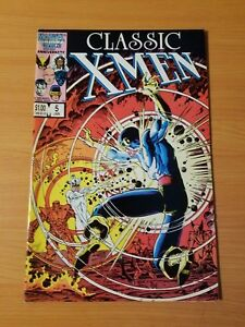 Classic-X-Men-5-NEAR-MINT-NM-1986-Marvel-Comics