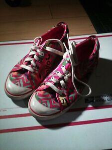 Women Coach Sneakers size 8.5 canvas