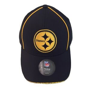 17acc383db9 Pittsburgh Steelers NFL Youth Boy s Girl s Sideline 8-20 Flexfit Cap ...
