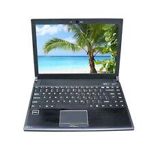 """13.3"""" TFT Widescreen Laptop Notebook 1GB RAM AMD Sempron 210U 1.5GHz WiFi Webcam"""