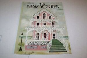MARCH-25-1974-NEW-YORKER-magazine-cover