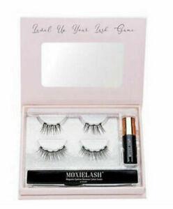Moxielash Essentials Kit Vol 1. Magnetic eyelash & eyeliner.- New Unsealed Box