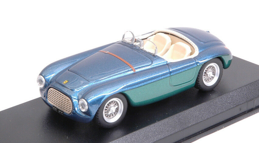 Ferrari 166 MM Barchetta Avvocato Giovanni Agnelli Personal Car 1 43 Model